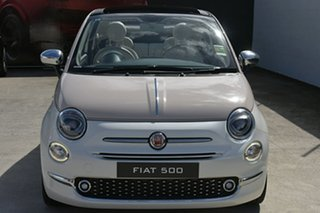 2017 Fiat 500C 60th Anniversary Dualogic Convertible.
