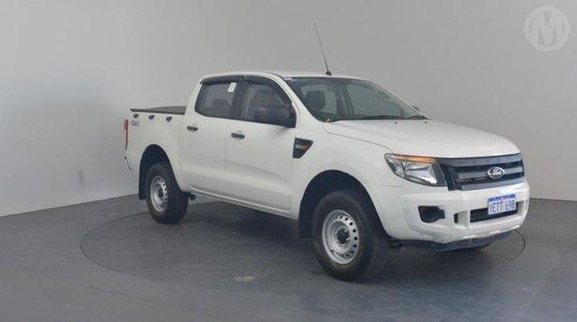 Used Ford Ranger XL 3.2 (4x4), Altona North, 2015 Ford Ranger XL 3.2 (4x4) Dual Cab Utility