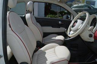 2018 Fiat 500C Convertible.