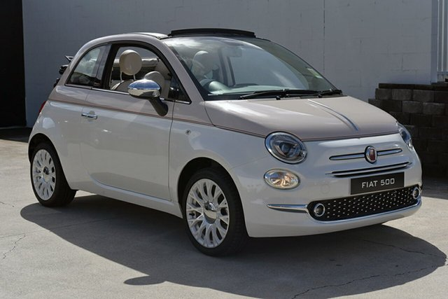 New Fiat 500C 60th Anniversary Dualogic, Southport, 2017 Fiat 500C 60th Anniversary Dualogic Convertible