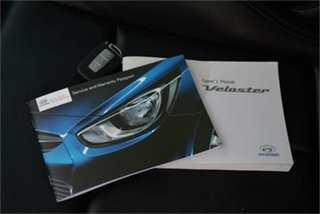 2013 Hyundai Veloster + Hatchback.