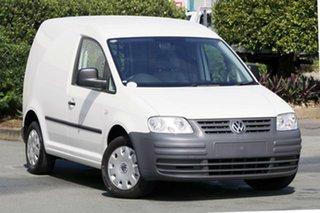 Used Volkswagen Caddy Maxi DSG, Acacia Ridge, 2008 Volkswagen Caddy Maxi DSG 2KN Van
