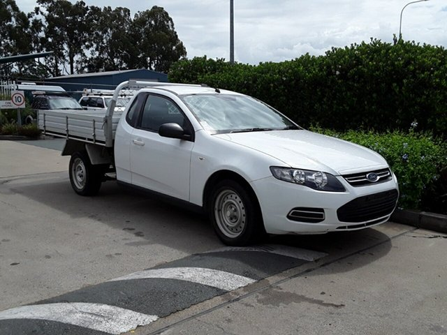 Used Ford Falcon, Acacia Ridge, 2013 Ford Falcon FG MK2 Cab Chassis