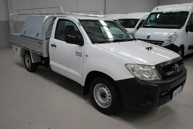 Used Toyota Hilux SR, Kenwick, 2008 Toyota Hilux SR Cab Chassis