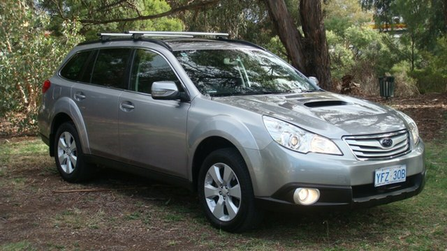 Used Subaru Outback 2.0D AWD Premium, Queanbeyan, 2009 Subaru Outback 2.0D AWD Premium Wagon