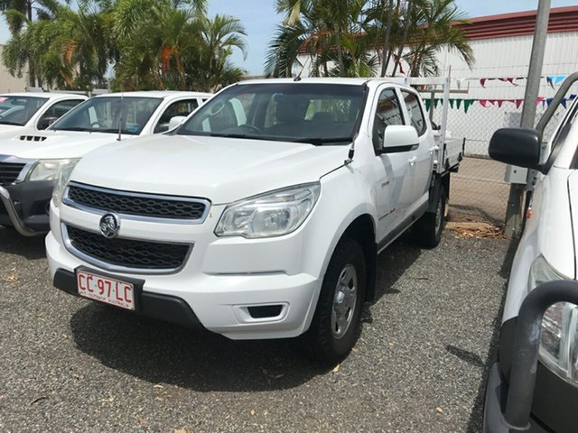 Used Holden Colorado 4x4, Winnellie, 2013 Holden Colorado 4x4 Dual Cab