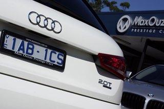 2013 Audi Q3 TFSI S tronic quattro Wagon.