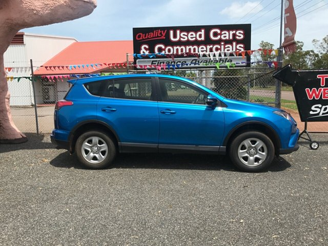 Used Toyota RAV4 GX AWD, Winnellie, 2016 Toyota RAV4 GX AWD Wagon