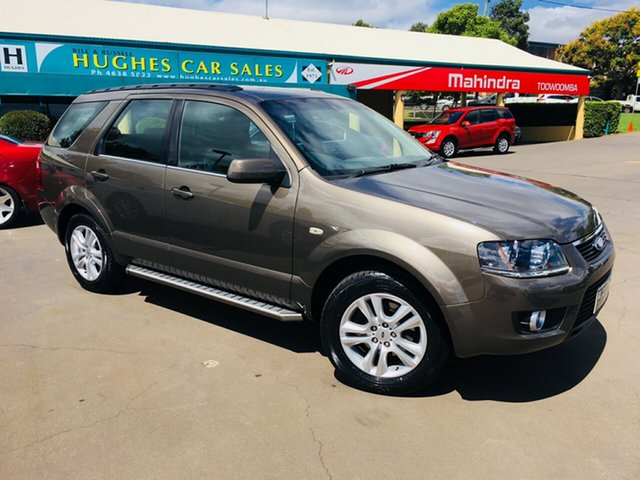 Used Ford Territory TS Limited Edition (RWD), Toowoomba, 2011 Ford Territory TS Limited Edition (RWD) Wagon
