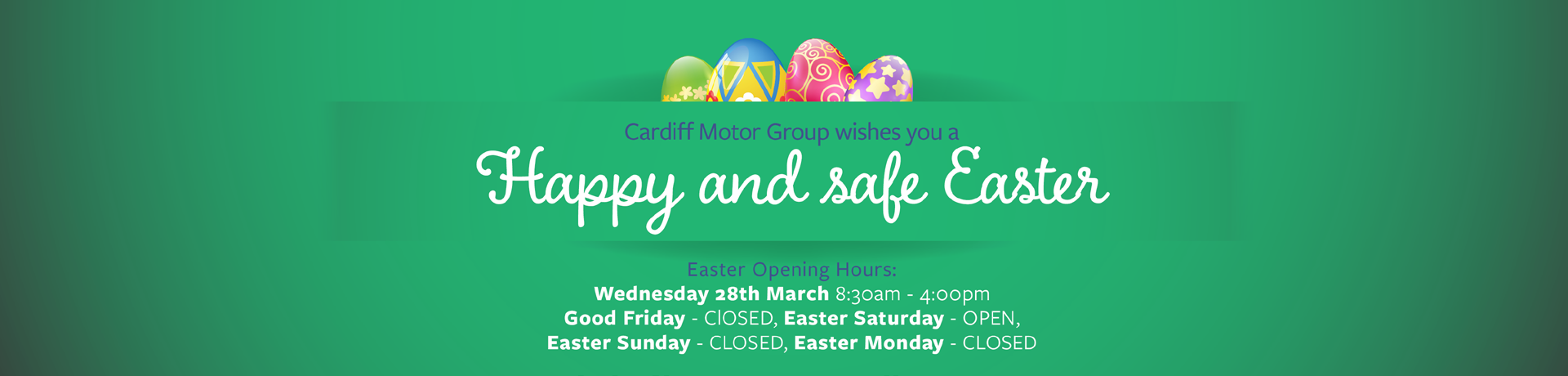 Happy Easter from Cardiff Hyundai
