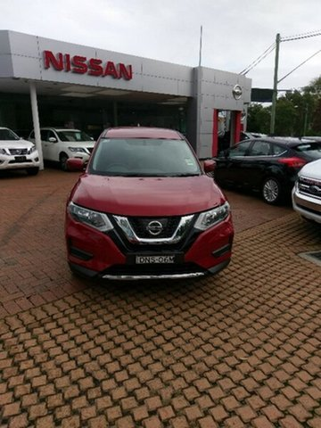 Demonstrator, Demo, Near New Nissan X-Trail ST X-tronic 2WD, Southport, 2017 Nissan X-Trail ST X-tronic 2WD Wagon