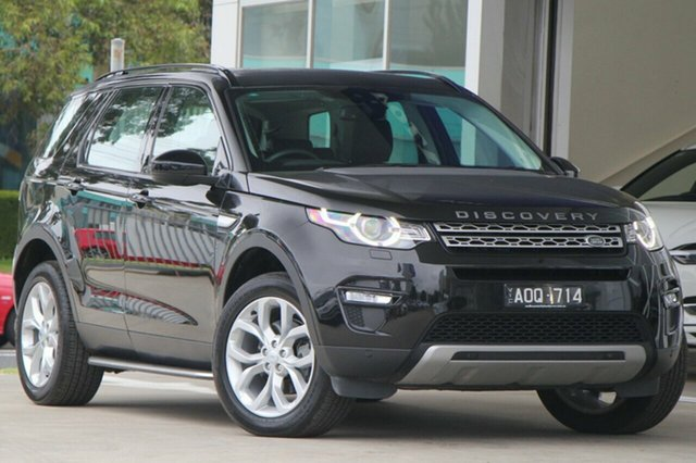Used Land Rover Discovery Sport TD4 180 HSE, Port Melbourne, 2017 Land Rover Discovery Sport TD4 180 HSE Wagon