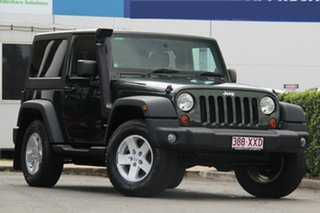 2010 Jeep Wrangler Sport Softtop.