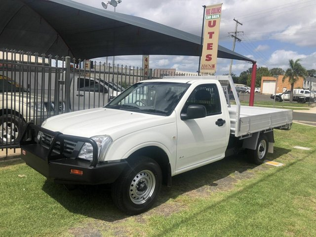 Used Holden Rodeo DX, Toowoomba, 2005 Holden Rodeo DX Cab Chassis