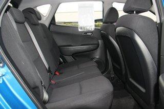 2011 Hyundai i30 SX Hatchback.