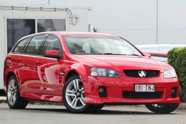 Used Holden Commodore SV6 Sportwagon, Toowong, 2009 Holden Commodore SV6 Sportwagon Wagon