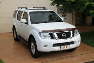 Discounted Used Nissan Pathfinder Ti 550, Bundall, 2011 Nissan Pathfinder Ti 550 R51 MY10 Wagon