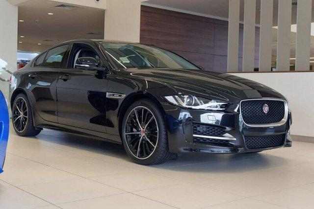 New Jaguar XE, Southport, 2017 Jaguar XE Sedan
