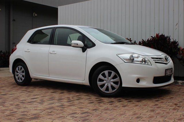 Used Toyota Corolla Ascent, Cairns, 2012 Toyota Corolla Ascent Hatchback