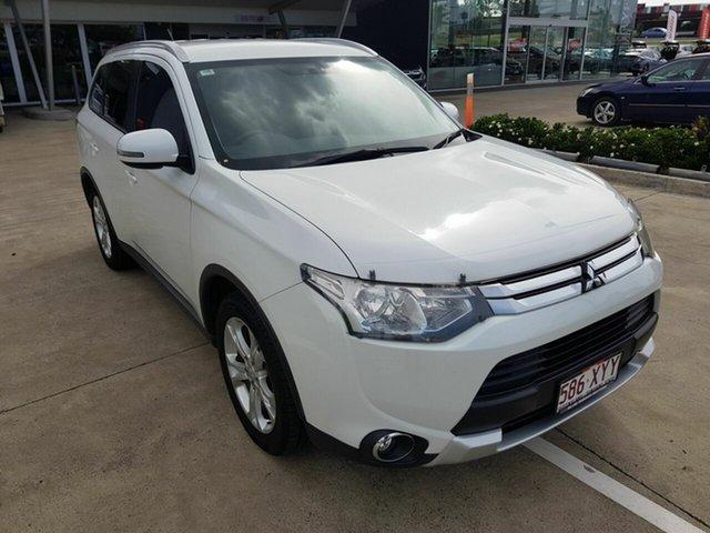 Discounted Used Mitsubishi Outlander LS 4WD, Yamanto, 2014 Mitsubishi Outlander LS 4WD Wagon