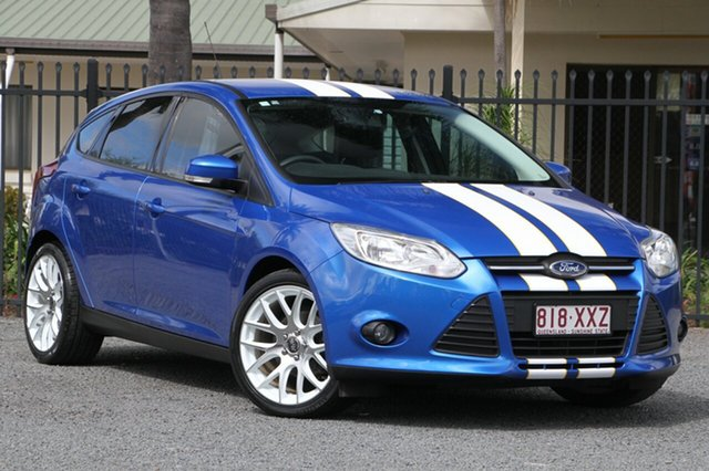 Used Ford Focus Trend, Beaudesert, 2014 Ford Focus Trend Hatchback