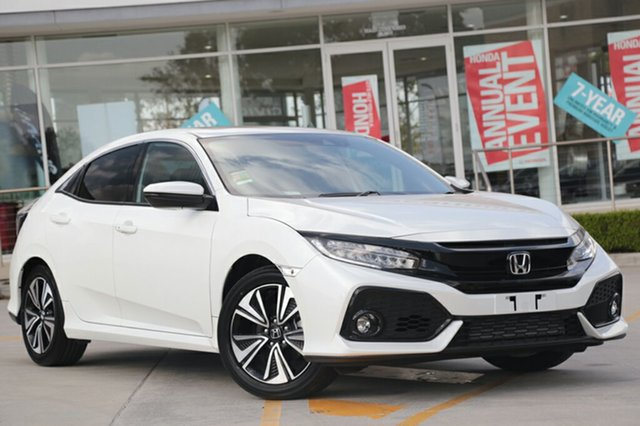 Discounted New Honda Civic VTI-LX, Southport, 2017 Honda Civic VTI-LX Hatchback