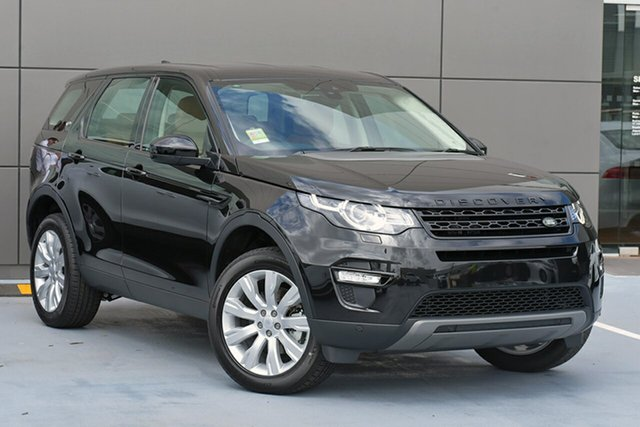 New Land Rover Discovery Sport TD4 HSE Luxury, Springwood, 2018 Land Rover Discovery Sport TD4 HSE Luxury Wagon