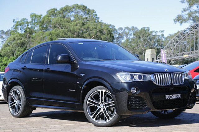 Discounted Used BMW X4 xDrive35i Steptronic, Southport, 2015 BMW X4 xDrive35i Steptronic SUV