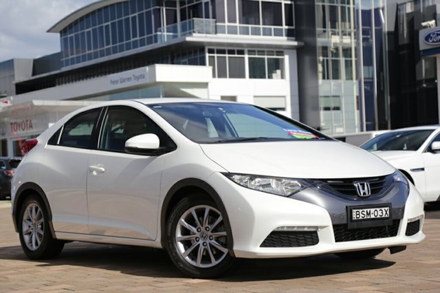 Used Honda Civic VTi-S, Southport, 2013 Honda Civic VTi-S Hatchback