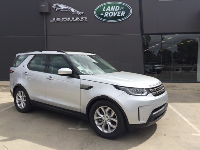 Demonstrator, Demo, Near New Land Rover Discovery, Kialla, 2017 Land Rover Discovery