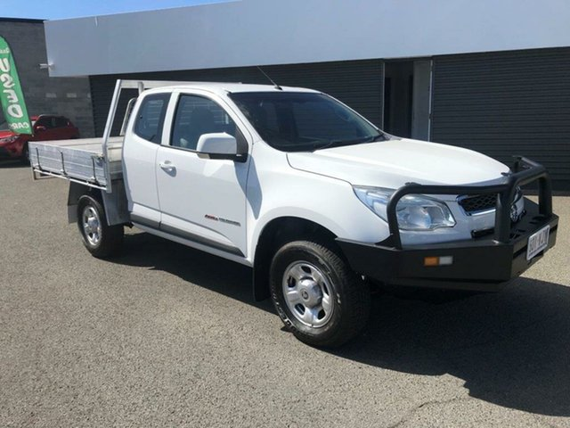 Used Holden Colorado LX Space Cab, Gladstone, 2014 Holden Colorado LX Space Cab Cab Chassis