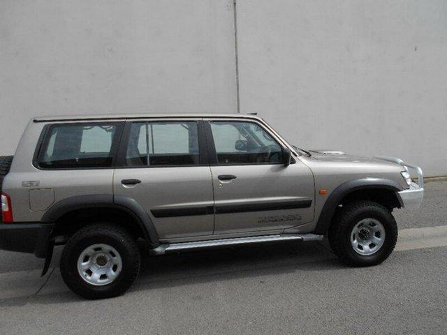 Used Nissan Patrol ST, Beverley, 2002 Nissan Patrol ST Wagon