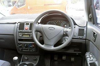 2008 Hyundai Getz SX Hatchback.