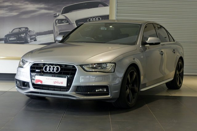 Used Audi A4 S Line S tronic quattro, Southport, 2014 Audi A4 S Line S tronic quattro Sedan