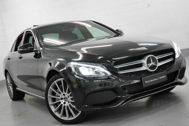 Demonstrator, Demo, Near New Mercedes-Benz C350 e 7G-TRONIC +, Chatswood, 2017 Mercedes-Benz C350 e 7G-TRONIC + Sedan
