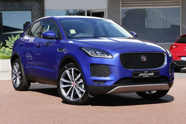 Demonstrator, Demo, Near New Jaguar E-PACE P300 AWD SE, Osborne Park, 2018 Jaguar E-PACE P300 AWD SE Wagon