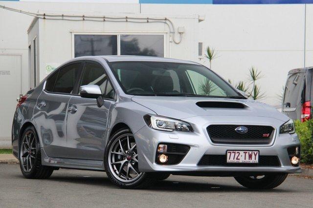 Used Subaru WRX STI AWD Premium, Bowen Hills, 2014 Subaru WRX STI AWD Premium Sedan