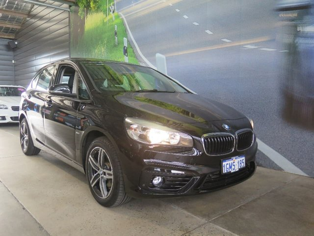Used BMW 218d Sport Line Active Tourer Steptronic, Osborne Park, 2016 BMW 218d Sport Line Active Tourer Steptronic Hatchback