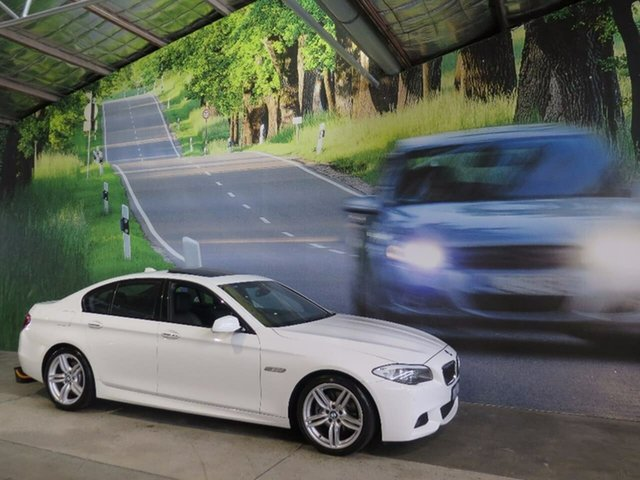 Used BMW 528i M Sport Steptronic, Osborne Park, 2013 BMW 528i M Sport Steptronic Sedan