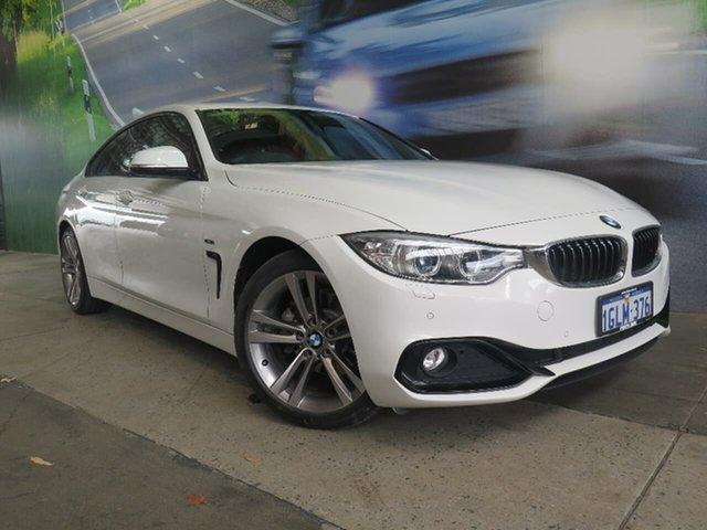 Used BMW 420i Sport Line Gran Coupe, Osborne Park, 2014 BMW 420i Sport Line Gran Coupe Hatchback