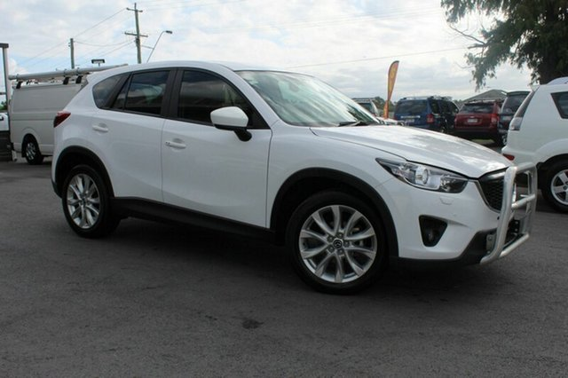 Used Mazda CX-5 Grand Touring SKYACTIV-Drive AWD, Tingalpa, 2013 Mazda CX-5 Grand Touring SKYACTIV-Drive AWD Wagon