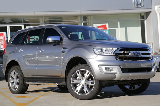 Discounted Demonstrator, Demo, Near New Ford Everest Titanium, Southport, 2018 Ford Everest Titanium SUV