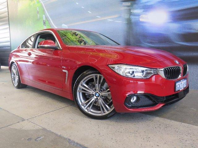 Used BMW 430i Sport Line, Osborne Park, 2016 BMW 430i Sport Line Coupe