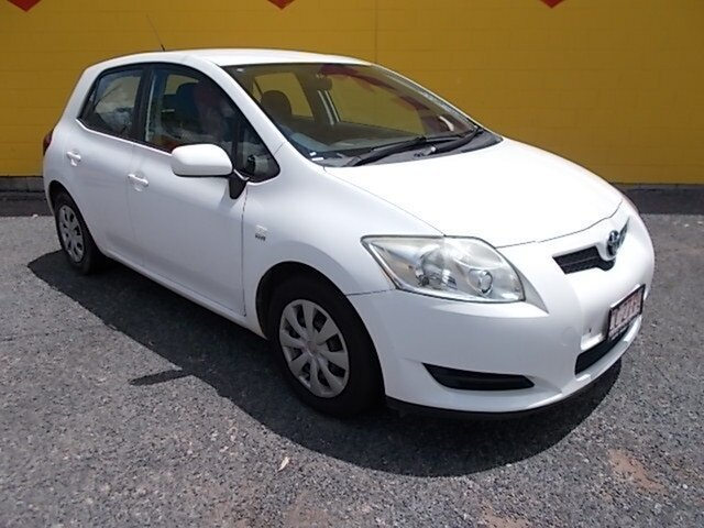 Used Toyota Corolla Ascent, Winnellie, 2008 Toyota Corolla Ascent Hatchback