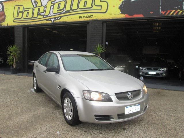 Used Holden Commodore Omega, O'Connor, 2008 Holden Commodore Omega Sedan