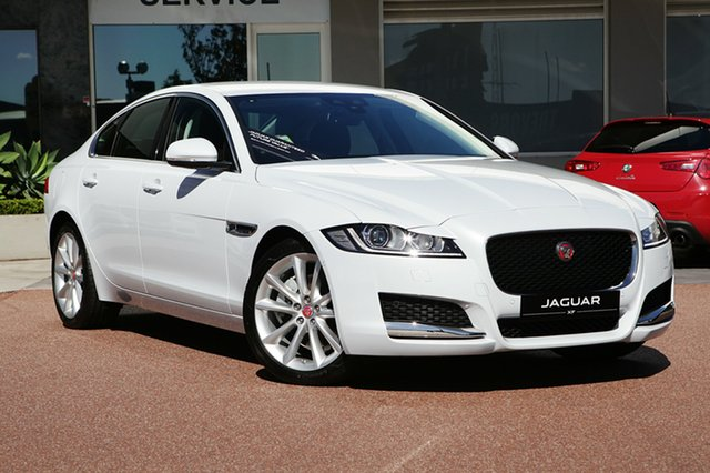 Demonstrator, Demo, Near New Jaguar XF 20D Prestige, Osborne Park, 2017 Jaguar XF 20D Prestige Sedan