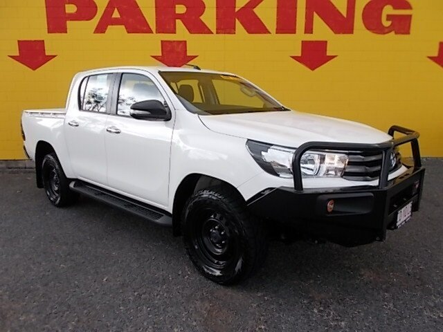 Discounted Used Toyota Hilux SR Double Cab, Winnellie, 2015 Toyota Hilux SR Double Cab Utility