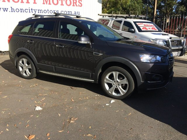 Used Holden Captiva 7 LTZ (AWD), West Croydon, 2014 Holden Captiva 7 LTZ (AWD) Wagon
