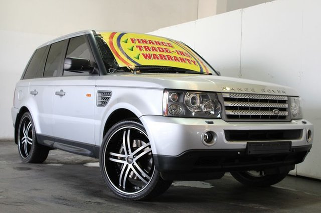 Discounted Used Land Rover Range Rover Sport 4.2 S/C, Underwood, 2005 Land Rover Range Rover Sport 4.2 S/C Wagon