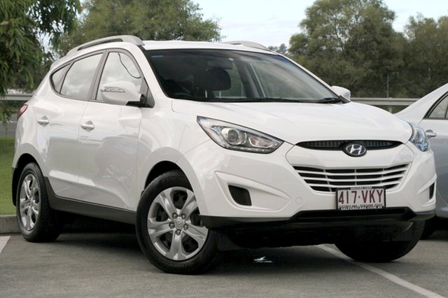 Used Hyundai ix35, Moorooka, Brisbane, 2014 Hyundai ix35 Wagon